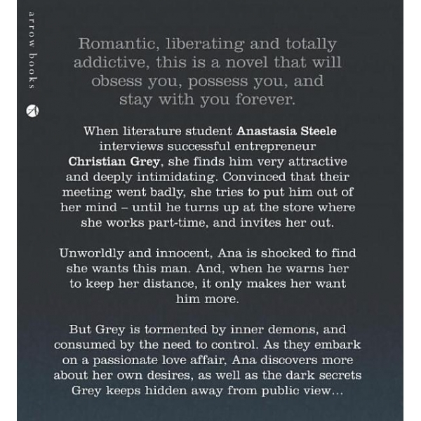 Fifty Shades of Grey Audio Book CD - Image 2