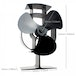 Ex-Display Heat Powered Stove Fan | Wood Log Burner Fireplace | Eco Friendly M&W Used - Like New - Image 2