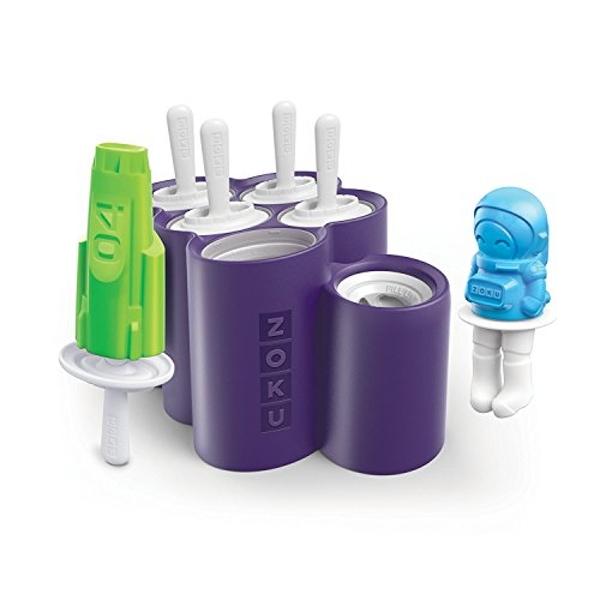 Zoku Zoku Space Pop Mold -