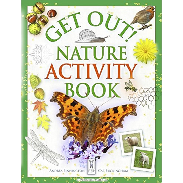 Get Out Nature Activity Book by Caz Buckingham, Andrea Pinnington (Paperback, 2016)