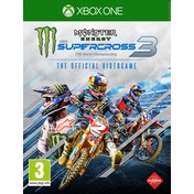 Monster Energy Supercross 3 Xbox One Game