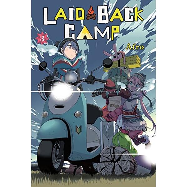 Laid-Back Camp, Vol. 3 Paperback