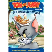 Tom and Jerry Fur Flying Adventures Volume 1 DVD