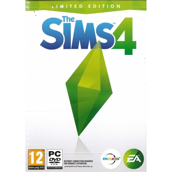 Sims 4 Limited Edition Game PC