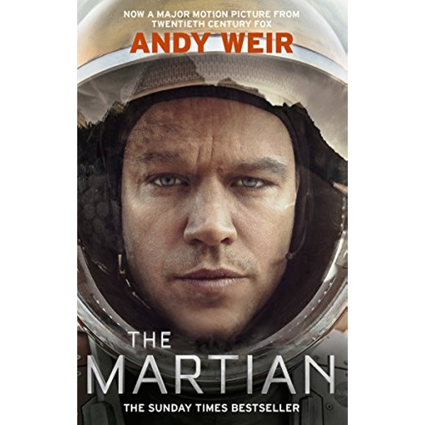 The Martian Stranded on Mars, one astronaut fights to survive Paperback / softback 2015