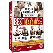 WWE: The Best PPV Matches Of 2012 DVD