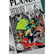 Justice League Of America  Year One Deluxe Edition Hardcover