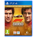 F1 2019 Legends Edition PS4 Game