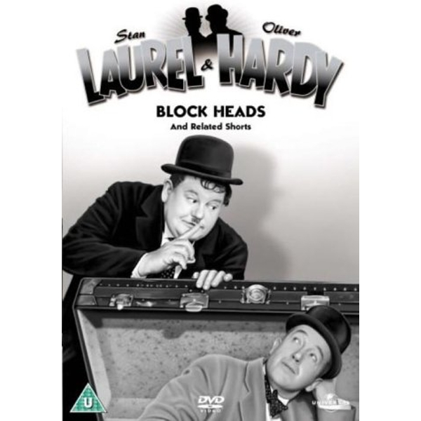 Laurel & Hardy: Block Heads DVD