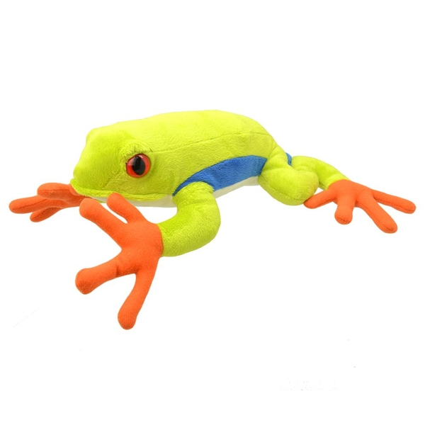 All About Nature Tree Frog 25cm Plush