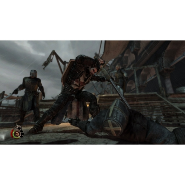 The Cursed Crusade Game Xbox 360 - Image 6