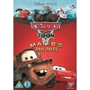 Cars Toon Mater's Tall Tales DVD