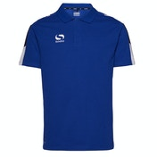 Sondico Venata Polo Shirt Youth 11-12 (LB) Royal/Navy/White