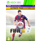 FIFA 15 Ultimate Team Edition Xbox 360 Game