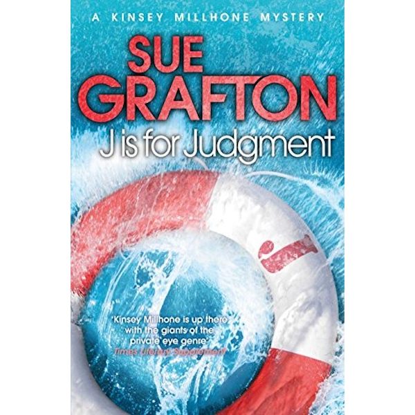J is for Judgement by Sue Grafton (Paperback, 2012)