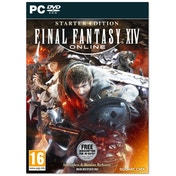 Final Fantasy XIV Starter Edition PC Game