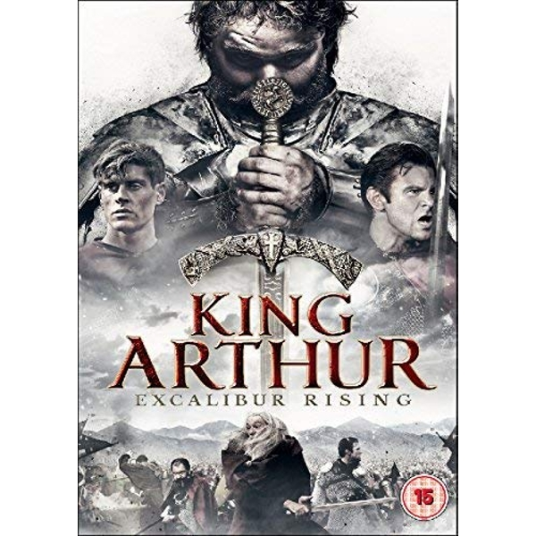 King Arthur Excalibur Rising DVD