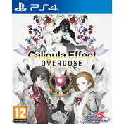The Caligula Effect Overdose PS4 Game