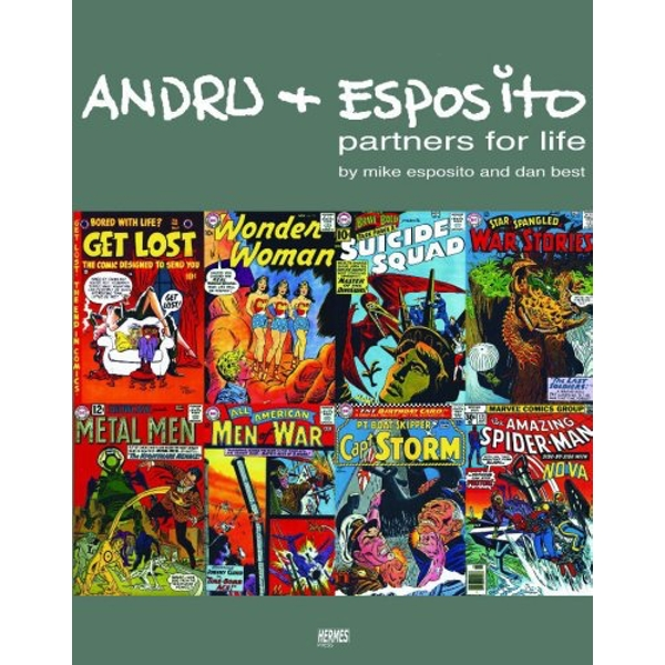 Andru And Esposito Partners For Life Hardcover