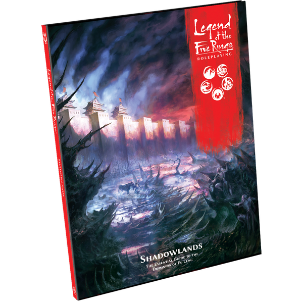 Legend of the Five Rings RPG: Shadowlands Board Game