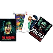 The Horror Collectors Playing Cards