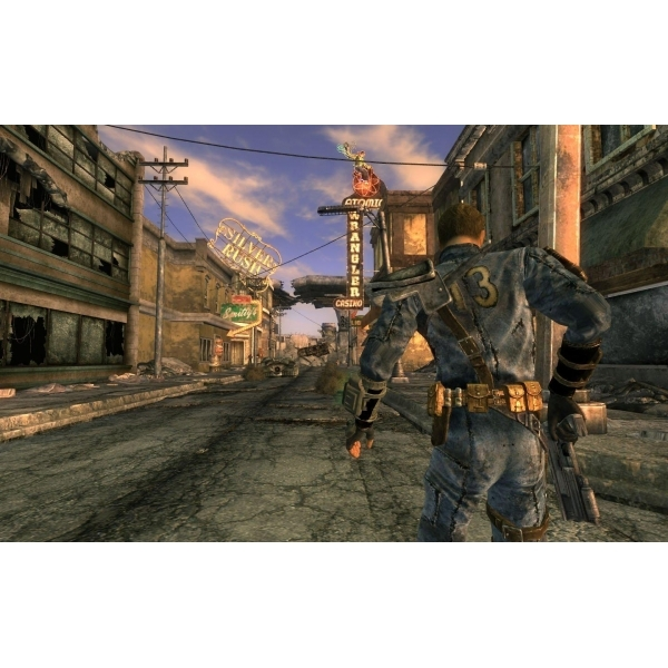 Fallout New Vegas Game PS3 - Image 4