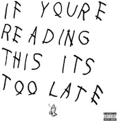 Drake - If You're Reading This Its Too Late Vinyl