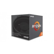 AMD Ryzen 3 1200 CPU with Wraith Cooler, AM4, 3.1GHz (3.4 Turbo), Quad Core, 65W, 10MB Cache, 14nm