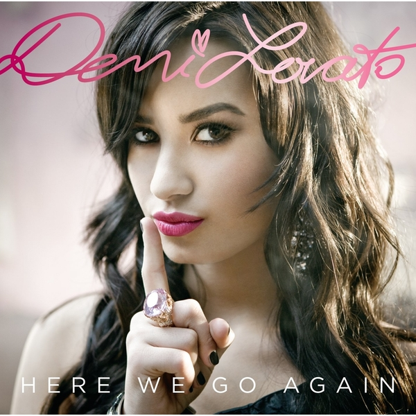 Demi Lovato - Here We Go Again CD