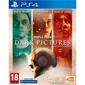 The Dark Pictures Anthology Triple Pack PS4 Game
