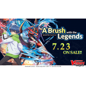 CardFight Vanguard OverDress TCG: A Brush with the Legends Booster Box (16 Packs)