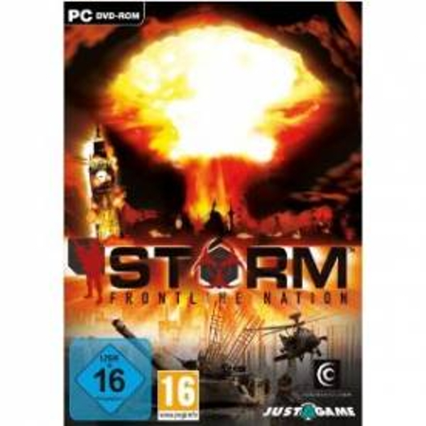 Storm Frontline Nations Game PC
