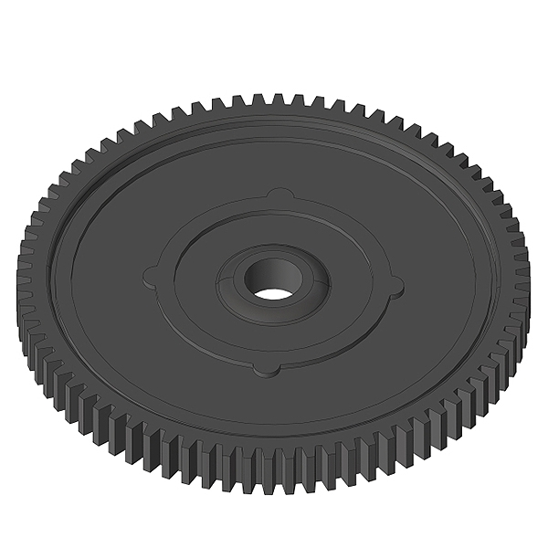 Corally Spur Gear 56T 32Dp Composite