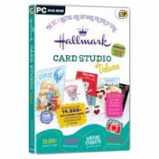 Ex-Display Avanquest Hallmark Card Studio Deluxe V12 PC Used - Like New