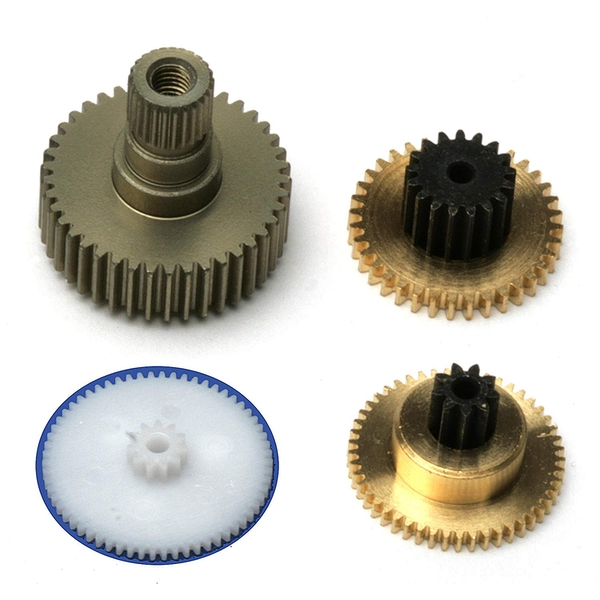 Team Associated AE Xp1313 Servo Gear Set