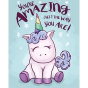 Unicorn Amazing Mini Poster
