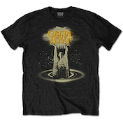 Greta Van Fleet - Cinematic Lights Men's Medium T-Shirt - Black