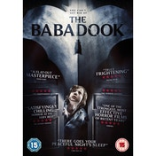 The Babadook DVD