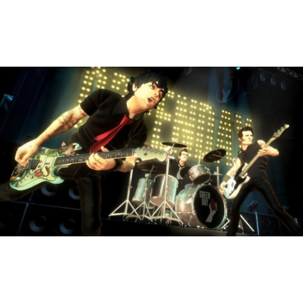 Rock Band Green Day Solus Game PS3 - Image 2