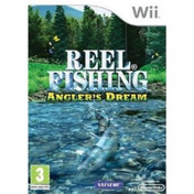 Reel Fishing Anglers Dream Game Wii