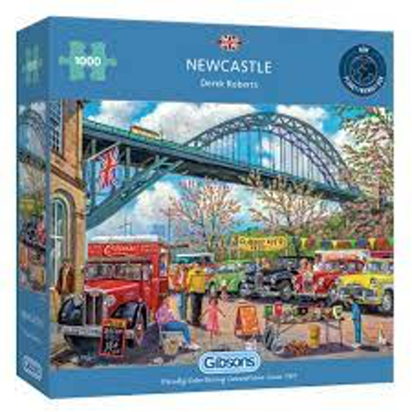 Newcastle Jigsaw Puzzle - 1000 Pieces