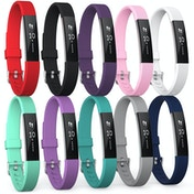 Yousave Multi Colour Activity Tracker Strap - Small (10 Pack)