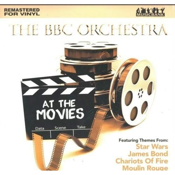The BBC Orchestra - At The Movies Vinyl