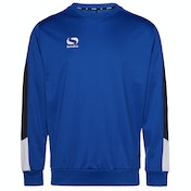 Sondico Venata Crew Sweat Youth 7-8 (SB) Royal/Navy/White