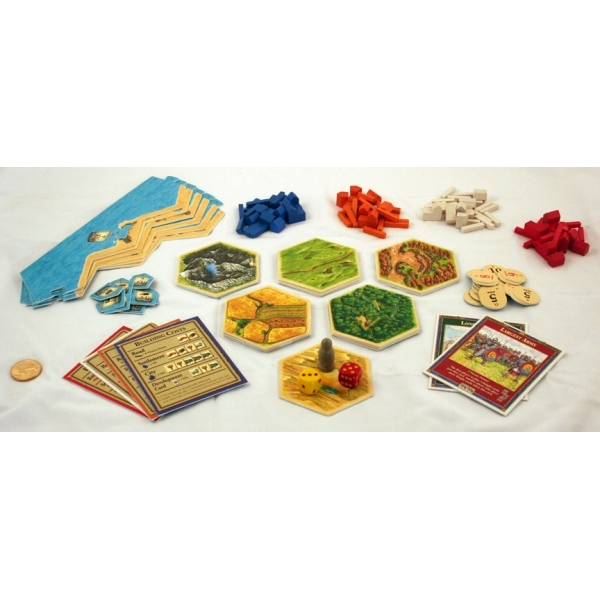 Catan (Settlers of Catan) 2015 Refresh - Image 9