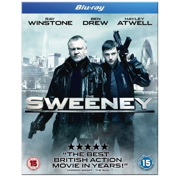 The Sweeney Blu-ray
