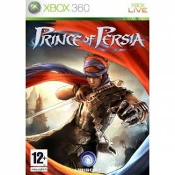 Ex-Display Prince Of Persia Game Xbox 360 Used - Like New