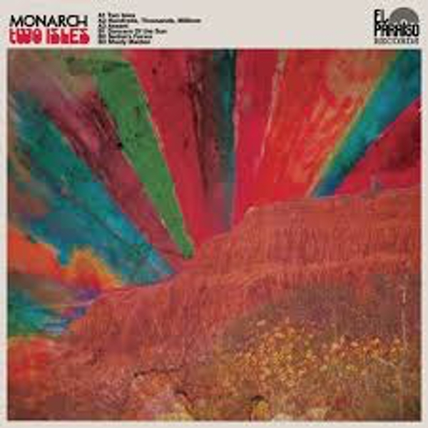 Monarch – Two Isles Green/Red Blended Vinyl