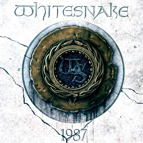 Whitesnake - 1987 - Picture Disc Vinyl