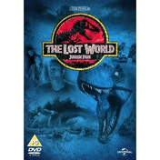 The Lost World: Jurassic Park DVD